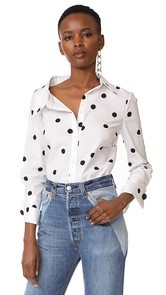 Monse Button Down Shirt