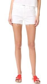 MOTHER Teaser Slit Shorts