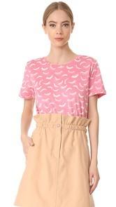 Nina Ricci Short Sleeve Top