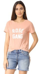 Private Party Rose Gang Tee