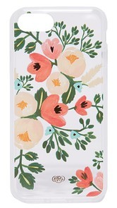 Rifle Paper Co Peach Blossom iPhone 7 Case