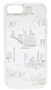 Rifle Paper Co City Toile iPhone 7 Case