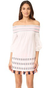 Shoshanna Off Shoulder Tunic