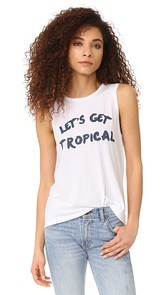 South Parade Lets Get Tropical Tank