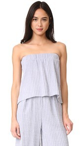 Suboo Twilight Sky Strapless Top