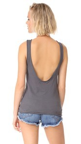 Stateside Crepe Tank Top