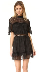 Talulah Stary Night Mini Dress