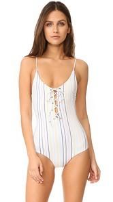 Tavik Swimwear Monahan One Piece Swimsuit