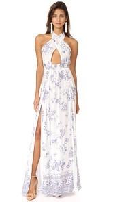 The Jetset Diaries Zulu Maxi Dress