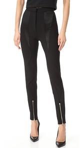 Versace Compact Jersey Leggings