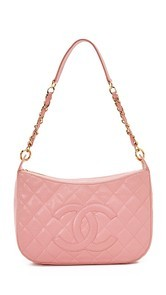 What Goes Around Comes Around Chanel Shoulder Bag (Previously Owned)