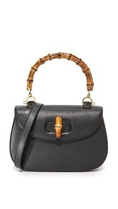 What Goes Around Comes Around Gucci Bamboo Handbag (Previously Owned)