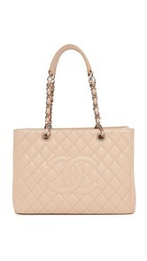 What Goes Around Comes Around Chanel Caviar Bag (Previously Owned)