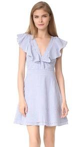 WAYF Manning Ruffle Dress