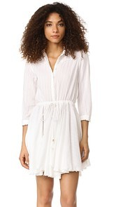 Zadig & Voltaire Ranil Long Sleeve Dress