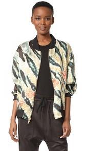 Baja East Tiger Print Jacket