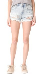 Blank Denim Love Stoned Cutoff Shorts