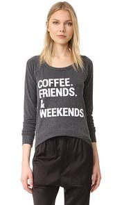 Chaser Weekend Coffee Tee