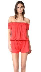 Feel The Piece Kinney Romper