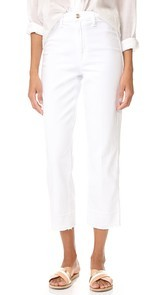 Joes Jeans Jane High Rise Straight Crop Jeans