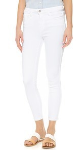 LAGENCE Margot High Rise Skinny Jeans