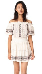 LOVESHACKFANCY Polly Dress