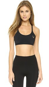 Lucas Hugh Core Performance Cross Back Sports Bra