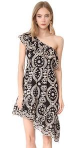 LOVESHACKFANCY Pamela Party Dress