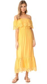 Nightcap x Carisa Rene Lily Maxi Dress