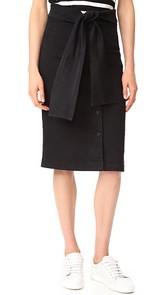 Oak High Waisted Skirt