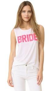 Private Party Bride Tank