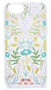 Rifle Paper Co Clear Tapestry iPhone 6 / 6s / 7 Case