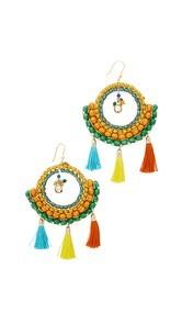 Rosantica Merida Earrings