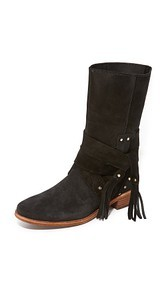 See by Chloe Dasha Flat Boots