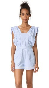 6 Shore Road by Pooja Tropicale Romper