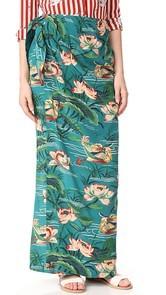 Stella Jean Printed Skirt