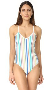 Shoshanna String One Piece