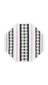 Soleil Brighton Printed Octagon Towel