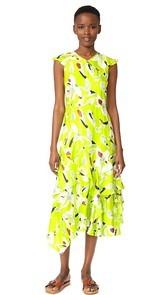 Tanya Taylor Floral Wren Dress
