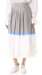 Vika Gazinskaya Pleated Skirt