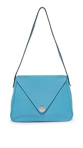 What Goes Around Comes Around Hermes Christine Shoulder Bag (Previously Owned)