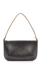 What Goes Around Comes Around Louis Vuitton Vernis Fowler Bag (Previously Owned)
