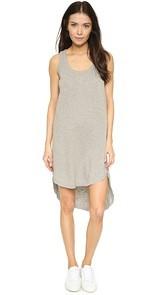Wilt Shirttail Tank Dress