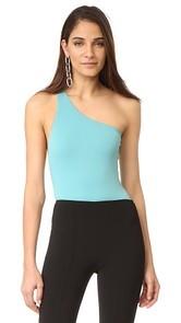 Alix Myrtle One Shoulder Bodysuit