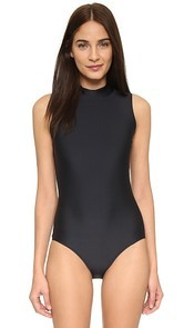 Cover Sleeveless Swimsuit