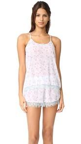 Honeydew Intimates Sweetest Day Shortie Pajama Set