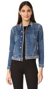 LAGENCE Celine Studded Jacket