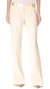 Prabal Gurung Classic Bootcut Pants