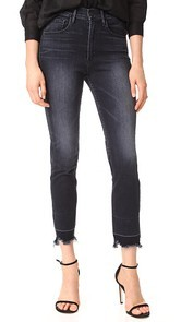 3x1 Shelter Straight Crop Jeans
