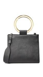 Edie Parker Deuces Leather Bag